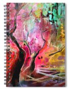 Outcast Spiral Notebook