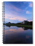 Outer Banks Sunrise Spiral Notebook