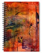 Outer Limits Spiral Notebook