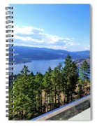 Vista 17 Spiral Notebook