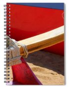 Outrigger Rigging - 2 Spiral Notebook