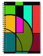 Outs Spiral Notebook