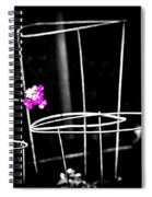 Outside In Spiral Notebook