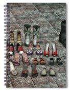 Outsider Spiral Notebook