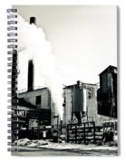 Outsiders Spiral Notebook