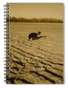 Outstanding In My Field Spiral Notebook