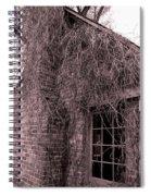 Over Grown Spiral Notebook