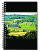 Over Yonder Spiral Notebook