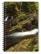 Overlook Falls 1 Spiral Notebook