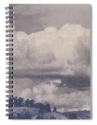 Overwhelmed Spiral Notebook