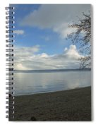 Owen Beach Spiral Notebook