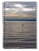 Owen Beach Spiral Notebook