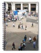 Oxford Circus Spiral Notebook