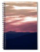 Ozark Dusk Spiral Notebook