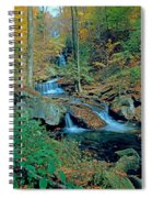 Ozone Falls And Rapids Spiral Notebook