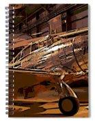 P-35 Spiral Notebook