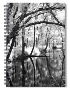 Pa. Country Stream Spiral Notebook
