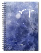 Pacific Bloom Spiral Notebook