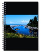 Pacific Escape Spiral Notebook