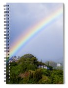Pacific Hieghts Rainbow Spiral Notebook