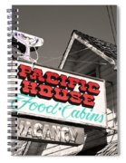Pacific House Spiral Notebook