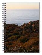 Pacific Vista Spiral Notebook