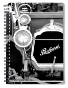 Packard Spiral Notebook