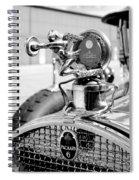 Packard Girl Spiral Notebook