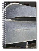 Paddle Wheeler Lifeboats Spiral Notebook