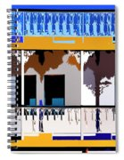 Paddleboat Spiral Notebook
