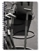 Paddles Spiral Notebook
