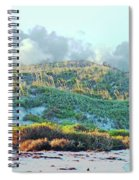 Padres Island National Park Beach Spiral Notebook