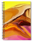 Painted Desert 012612 Spiral Notebook