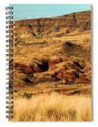 Painted Hills In Sheep Rock Spiral Notebook