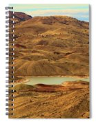 Painted Hills Lake Spiral Notebook