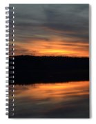 Painted Picture Perfect Spiral Notebook