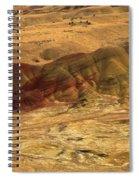 Painted Ridge Spiral Notebook