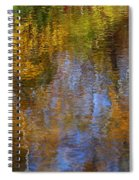 Painted River Spiral Notebook