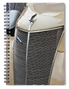 Pair Of Fords Spiral Notebook