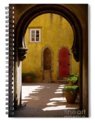 Palace Arch Spiral Notebook