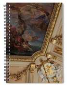 Palace Ceiling Detail Spiral Notebook