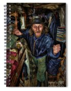 Palace Of Rum Sodomy And The Lash Spiral Notebook