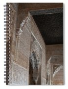 Palace Stonework Spiral Notebook