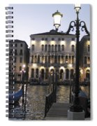 Palace. Venice Spiral Notebook