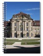 Palace Weissenstein Spiral Notebook