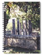 Palestra Olympic Site Greece Spiral Notebook