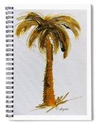 South Carolina Palm Tree Spiral Notebook