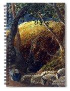 Palmer: Apple Tree Spiral Notebook