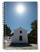 Panagias Chappel Spiral Notebook