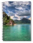 Pangkor Laut Spiral Notebook